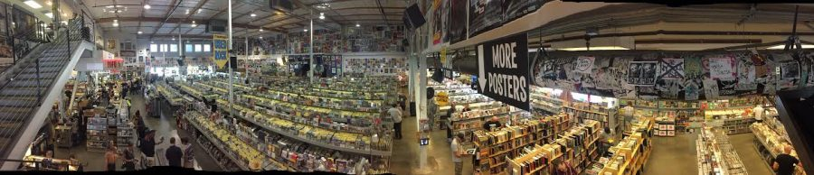 Record Store Day takes place on April 16, 2016