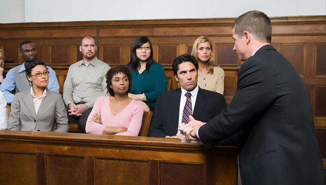 Jury Duty is an important right every American citizen has.