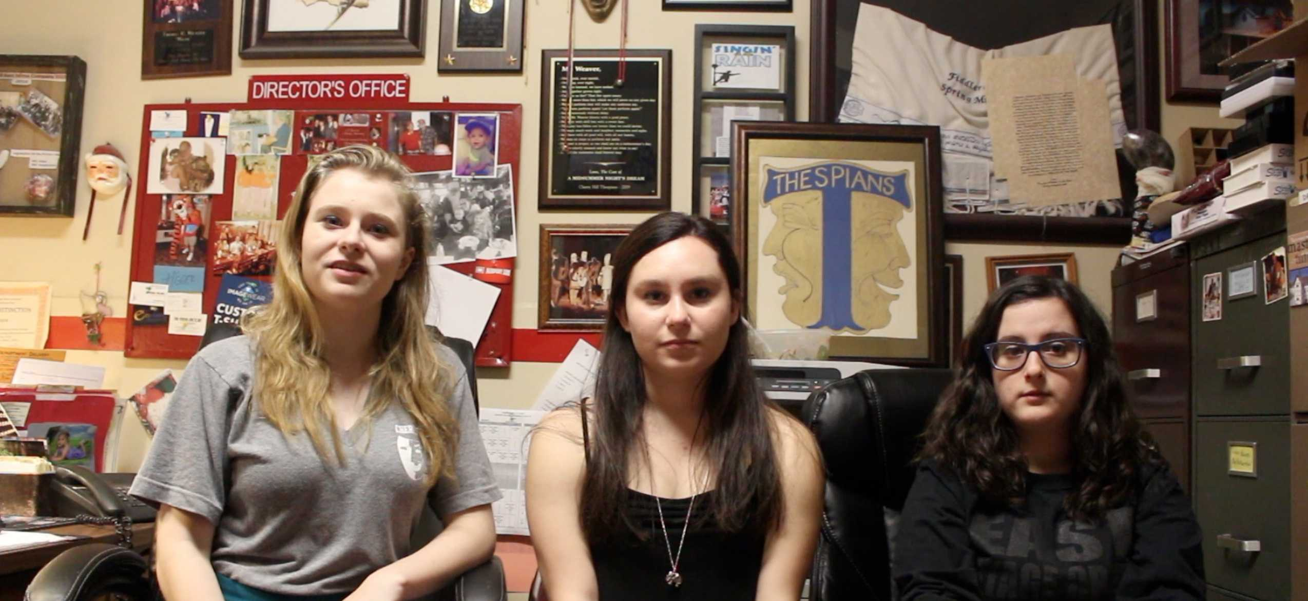 Senior Perspectives: Theater