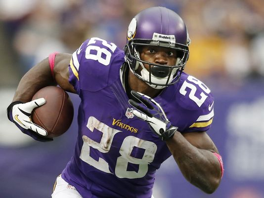 2016 may be the last year for Adrian Peterson as a Viking.