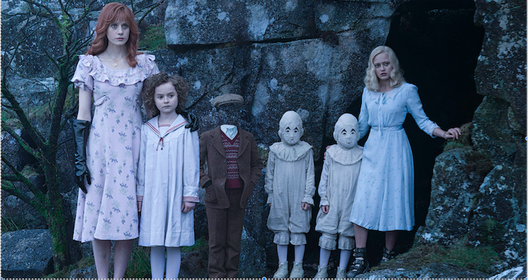 Tim+Burton%27s+new+movie+Miss+Peregrine%E2%80%99s+Home+for+Peculiar+Children+takes+you+to+a+whole+new+world