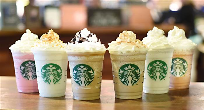 Many of Starbucks drinks are packed with artificial flavoring, which poses a serious threat to many.