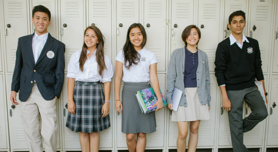 Officials remain divided over the effectiveness of school-wide uniforms.
