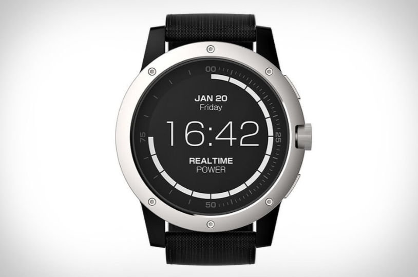 The+Matrix+Powerwatch+is+unlike+any+other+watch+in+the+market.+It+runs+solely+off+of+body+heat.+