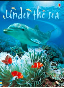 Freshman come up with Under the Sea themed dance.