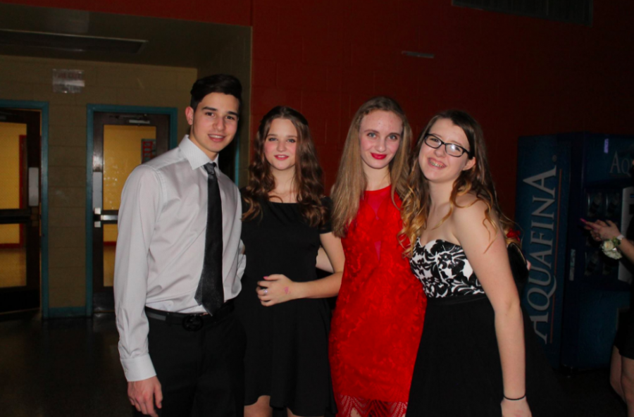 Should East continue the tradition of freshmen taking upperclassmen to the freshman dance?