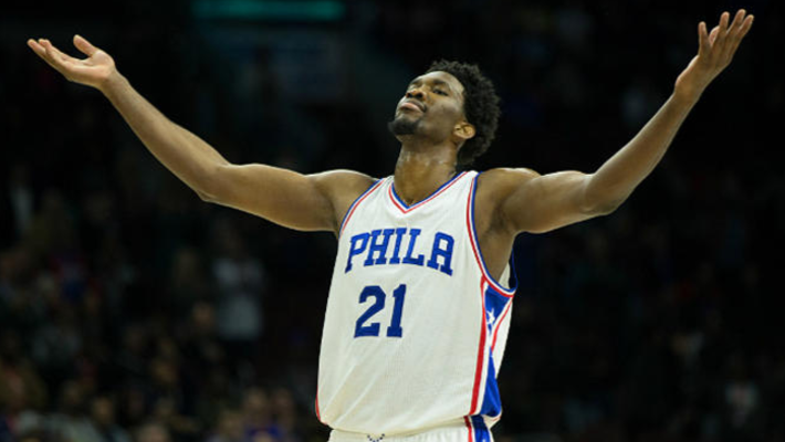 The+NBA+All-Star+Game+reserves+were+announced+last+week+and+many+are+left+in+shock+that+Joel+Embiid+was+not+a+part+of+the+team.+