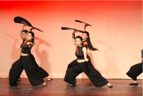 CSA performed for multicultural day on 2016.