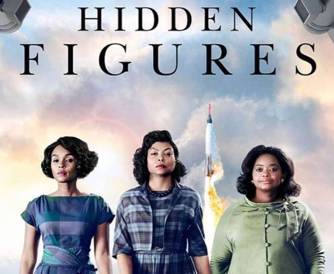 Hidden+Figures+celebrates+the+three+women+who+were+the+brains+behind+John+Glenns+launch+into+space.+