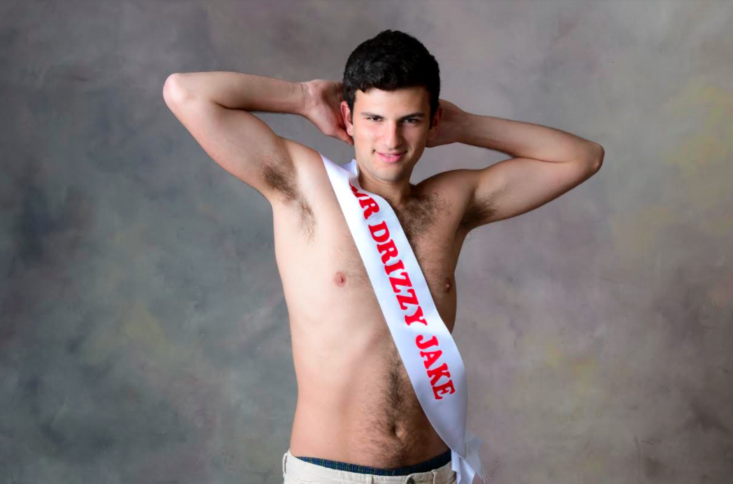 Mr. Drizzyjake shows off his bikini bod when he represents Miami, Florida!
