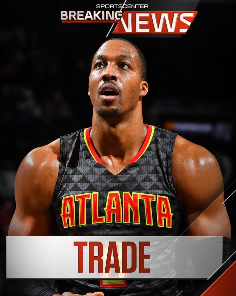 A game-changing trade occurs between the Hawks and the Hornets.