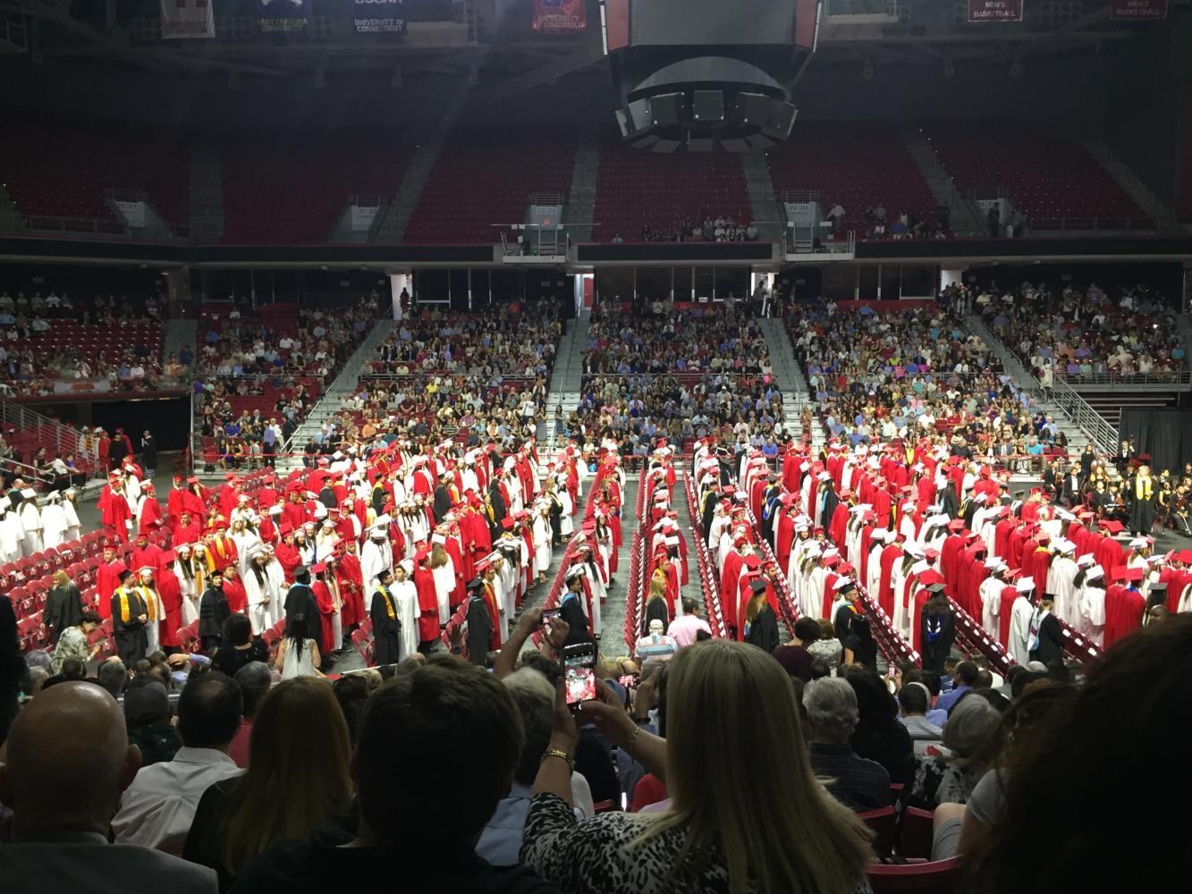 Class of 2017 celebrates graduation