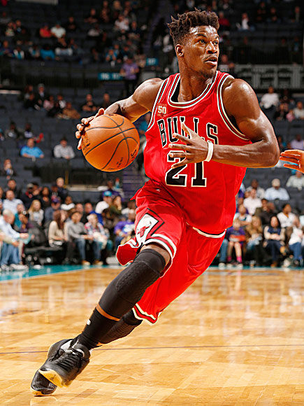 Jimmy Butler will take his skills to Minnesota.