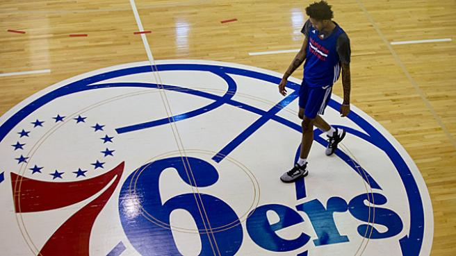 76ers+gain+the+first+pick+in+the+NBA+Draft