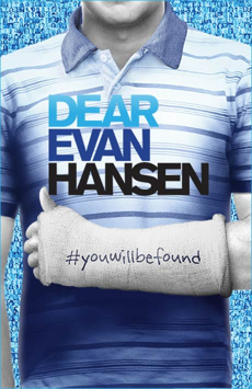 Dear Evan Hansen tells the story of a teenage boy, who gets caught up in the death of his classmate.