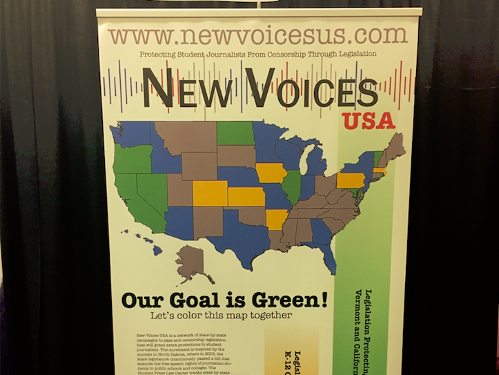 The New Voices Movement: Paving the way for a future of uncensored journalism