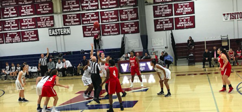East girls basketball loses a thriller in overtime vs. Eastern