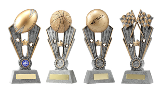 Trophies, while nice, may not always be necessary.