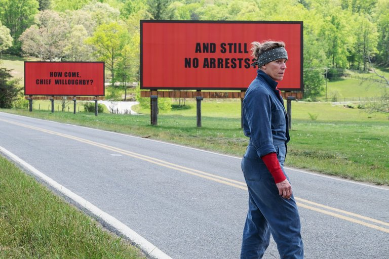 Frances McDormand as Midlred in
