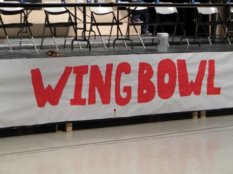 Ready or not the historic Wing Bowl Competition is making a comeback this year