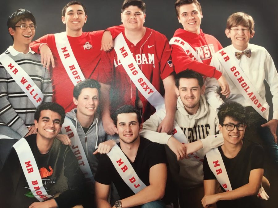 The 31st Annual Mr. East Competition