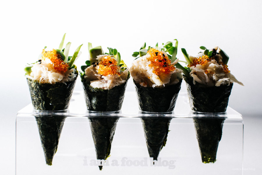Seaweed+cones+are+a+new+take+on+the+famous+dish