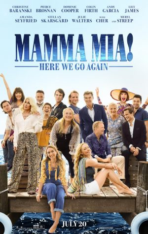 Here we go again: New Mamma Mia movie is just your typical sequel