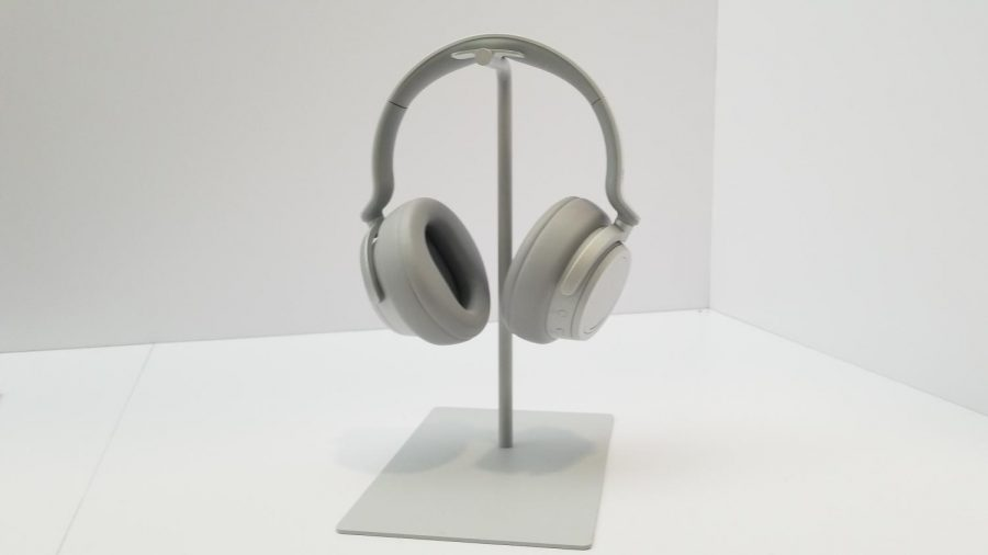 The new Surface Headphones