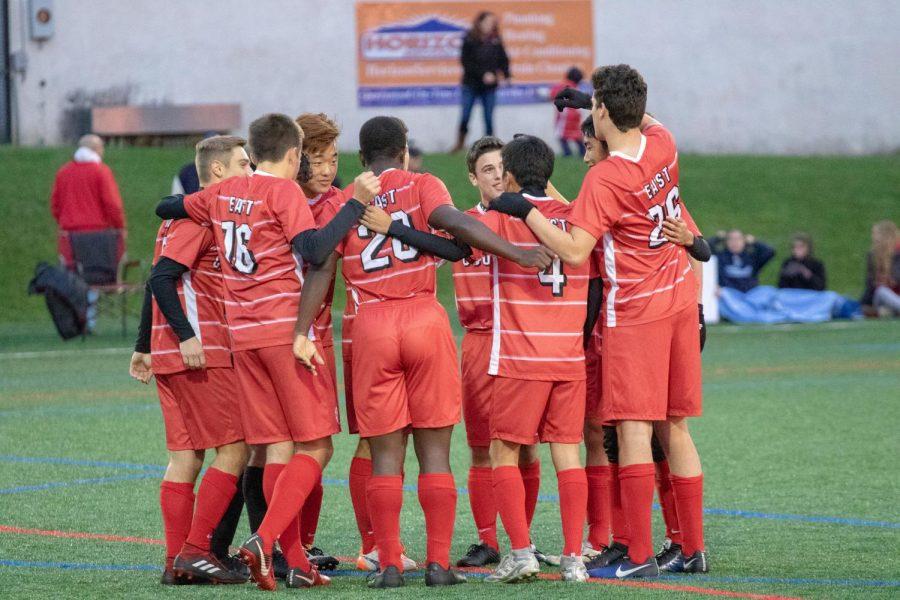 PHOTOS: Boys Soccer Caps Off Season With a Shutout