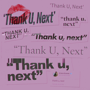 In Ariana Grandes new single  thank u, next she recalls many of her past relationships.