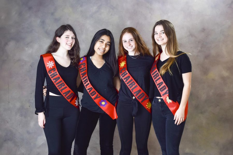 The Mr. East Chairladies