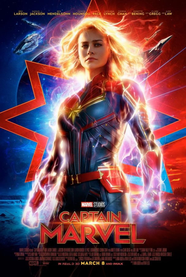 Captain+America+was+released+on+March+8%2C+2019.