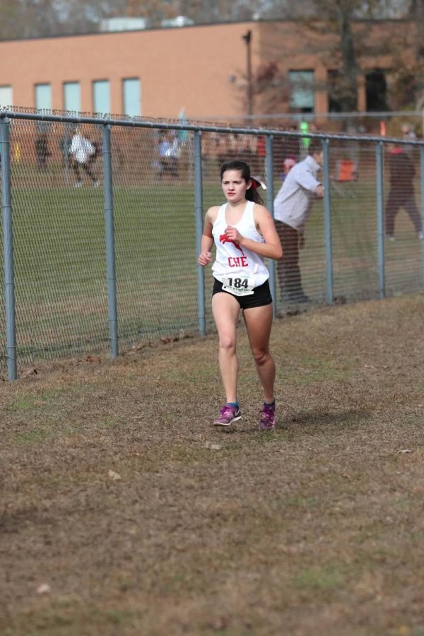 Aliza Kotzen (20) cannot wait to further her running career at the United States Coast Guard Academy.