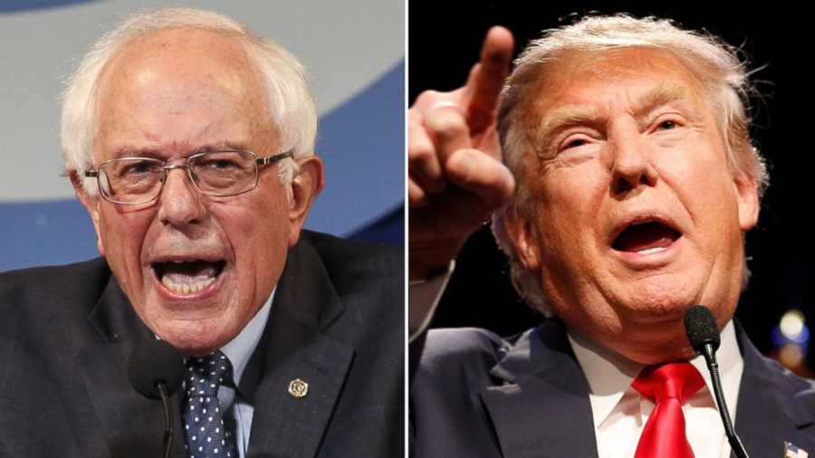 Bernie+Sanders+rides+high+in+new+Eastside+Poll%2C+while+Donald+Trumps+numbers+fall.+