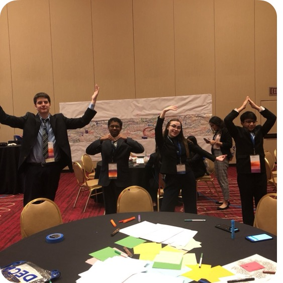 Taking place on March 2nd and 3rd, DECA states brought 42 finalists and 24 ICDC qualifiers (national level competitors) for East, and even more within the entire state.