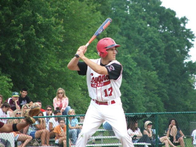 Nate+Mulberg+%2810%29+assumes+a+batters+stance+as+he+comes+to+the+plate+for+the+East+Cougars.++