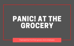 As panic spreads from COVID-19, local stores become ransacked from panic buying.