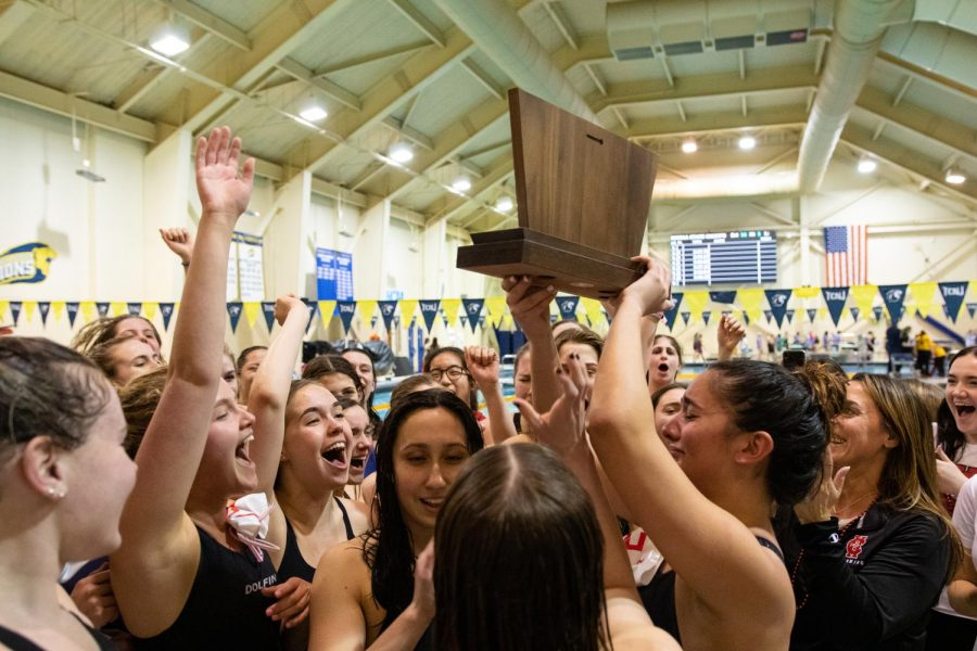 PHOTOS: Girls Swimming Starts the Decade With a State Championship Title