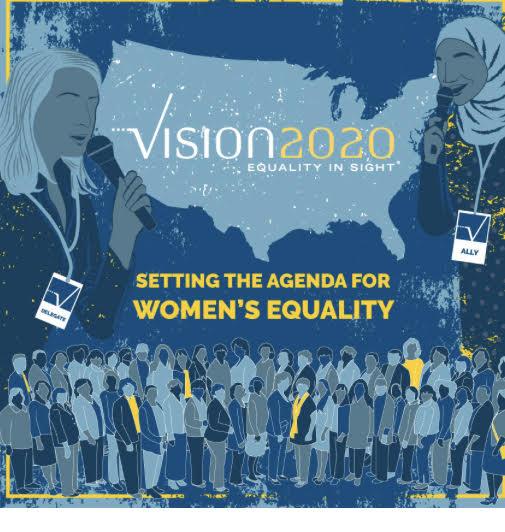 The women 100 program promotes gender equality
