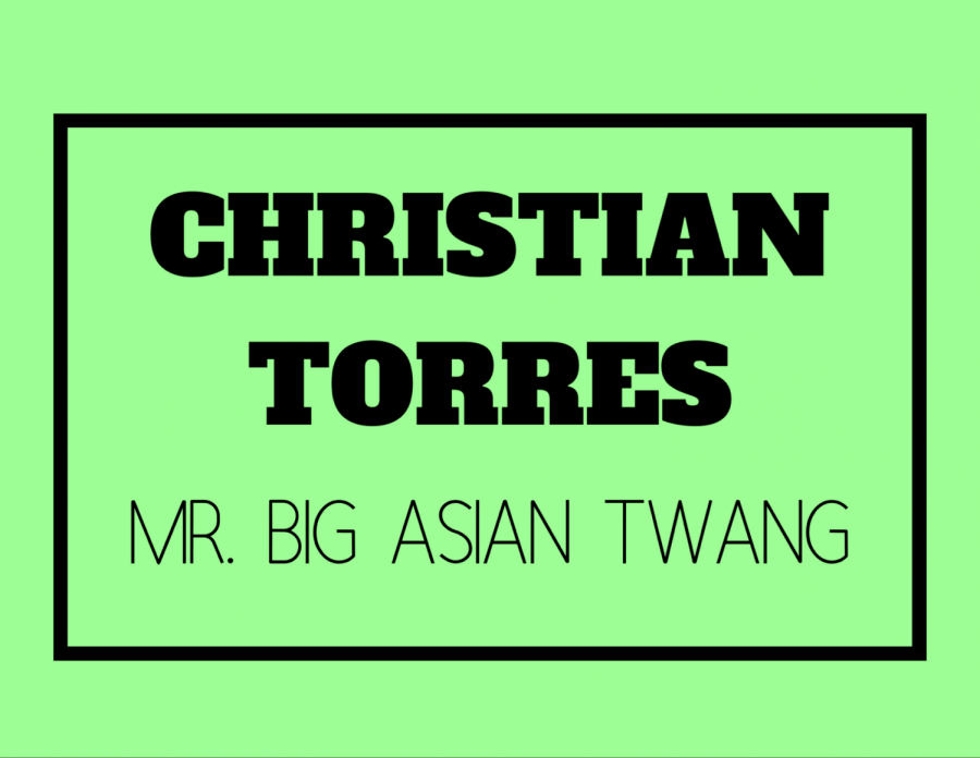 Mr. Big Asian Twang (Christian Torres)