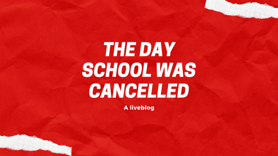 Throughout Monday, May 4, Eastside followed the story of the official cancellation of in-person classes in the state of New Jersey.