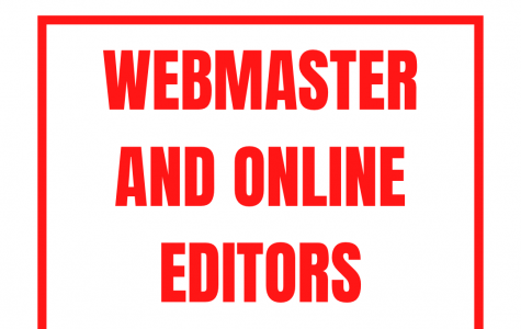 Webmaster and Online Editors
