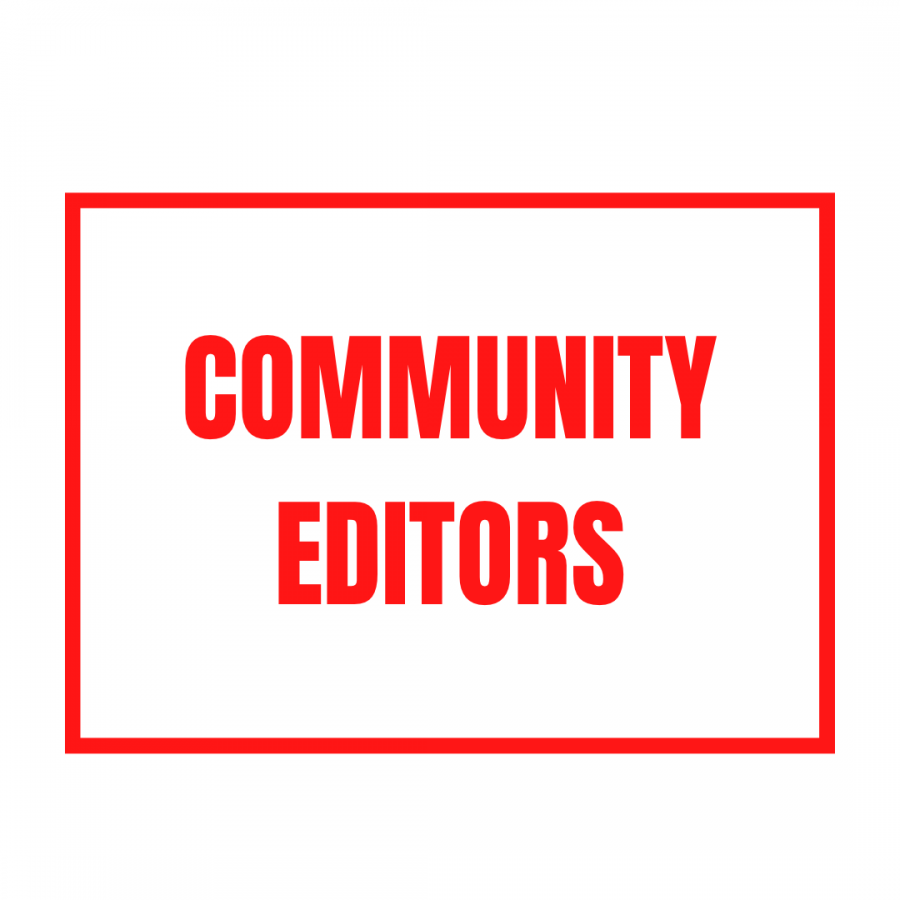Community+Editors