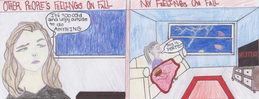COMIC: Fall Feelings