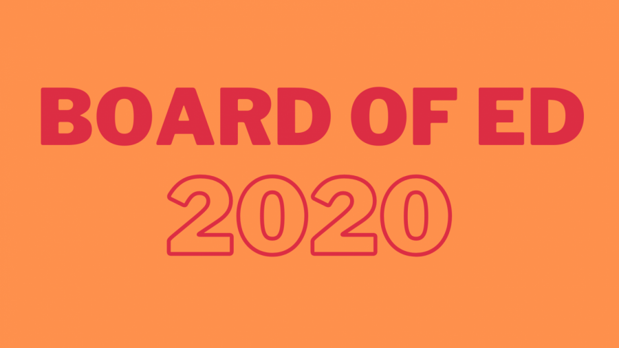 Continue reading to learn about all five of the 2020 Board of Education candidates.