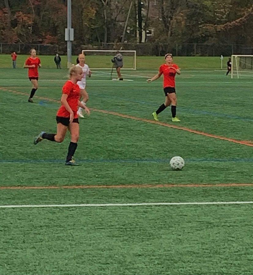 Cherry+Hill+East+Girls+Varsity+Soccer+endure+3-5+loss+to+Cherokee+on+Wednesday