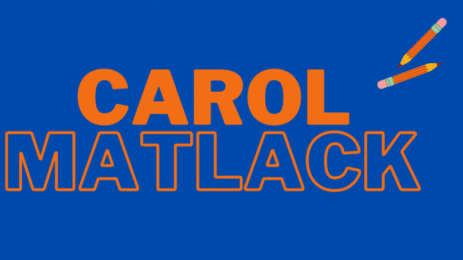 Carol Matlack is one of the 2020 Board of Education candidates.