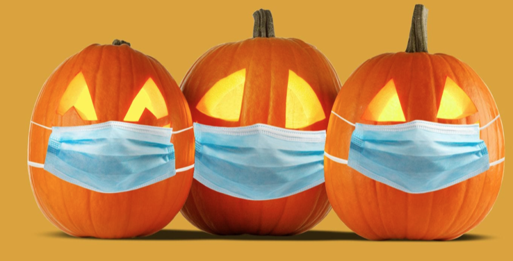 Halloween+will+look+different+this+year+as+safety+precautions+are+implemented.