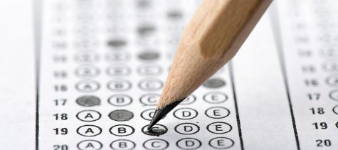 East students took the PSATs on October 14th but with necessary regulations and guidelines.