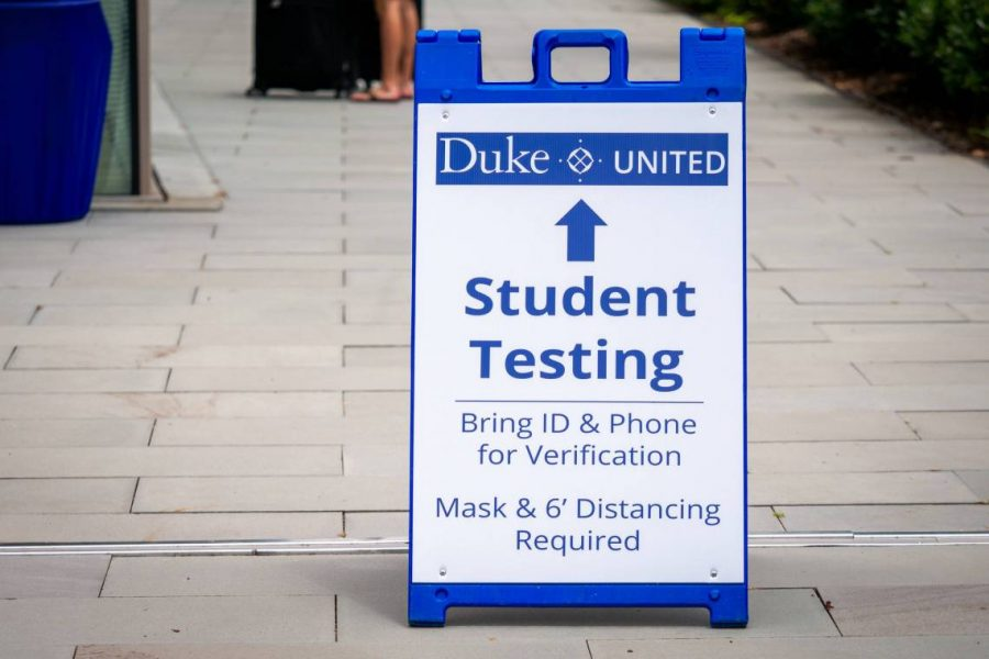 Duke University has only recorded 75 positive Covid-19 cases out of 17,000 students and staff due to strict guidelines and a general adherence of rules.